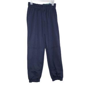 Champro Black Baseball Pants Youth Large NWT